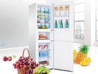 给老冰箱除霜很烦恼?选台风冷冰箱就不用烦了