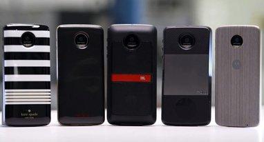 这些Moto Mods手机模块化配件竟然这么神奇!