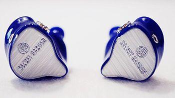耳机与杂谈,不止谈耳机 篇十八:千元定制市场要热闹起来了?TFZ 锦瑟香也 Secret garden 耳机简评