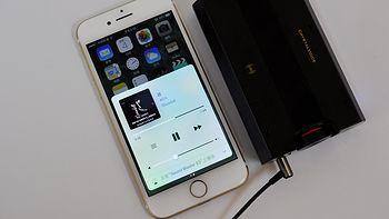 Iphone7/Plus绝配 CREATIVE 创新E5 蓝牙/NFC 便携耳放、DAC一体机半月体会