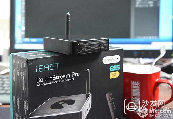 ... iEAST M30无线HIFI音乐播放盒开箱 使用评测