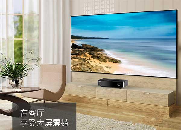 艾洛维VH500无屏电视值不值得买呢?