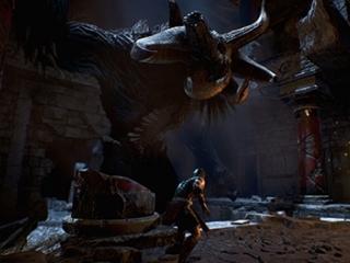 VR版《战神》来临? 化身战神屠杀传说之兽