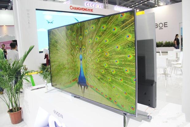 长虹人工智能电视:让用户得到更加便捷、整体智能生活体验