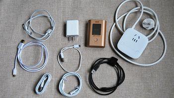 容易让人忽视的手机充电配件——六款安卓数据线横评