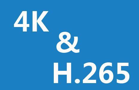 什么是4K H.265解码? 有什么用呢?