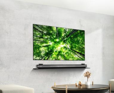 销量暴增!LG在台湾地区发售三款高端OLED电视E8/C8/W8