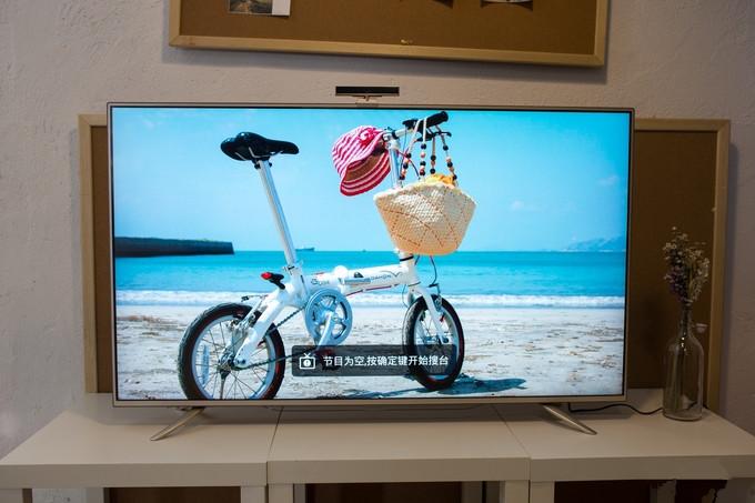 客厅里的超高清体验 — 创维 55G8200 4K 电视开箱