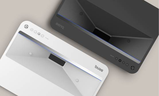 明基激光超投电视 走心设计让产品更具分量