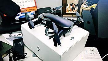 大疆AIR 篇一:DJI 大疆 御 MAVIC-AIR 无人机 新手小白测评
