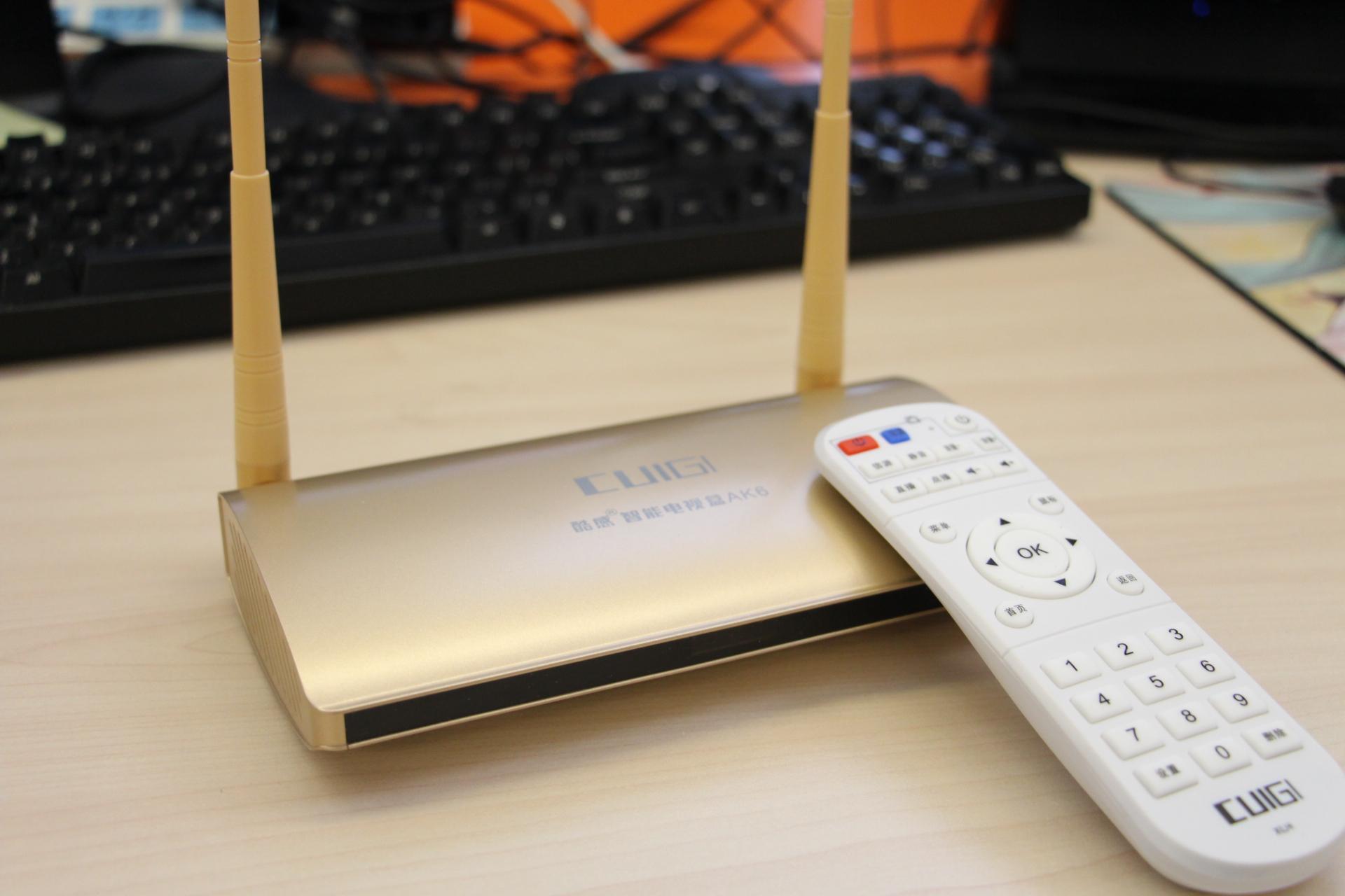 【沙发测评组】小众却简单好用的智能电视盒子:酷感AK6
