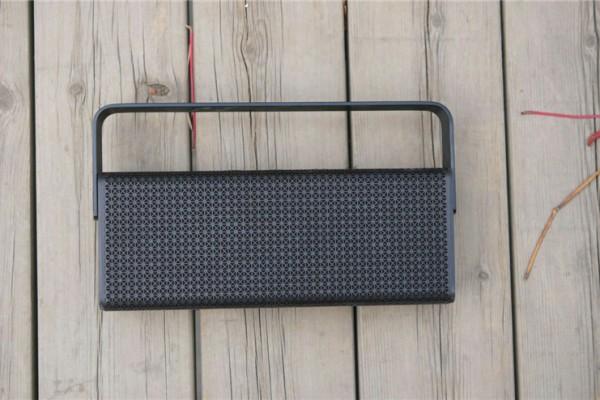 漫步者M7蓝牙音箱体验 以足矣媲美部分国际品牌