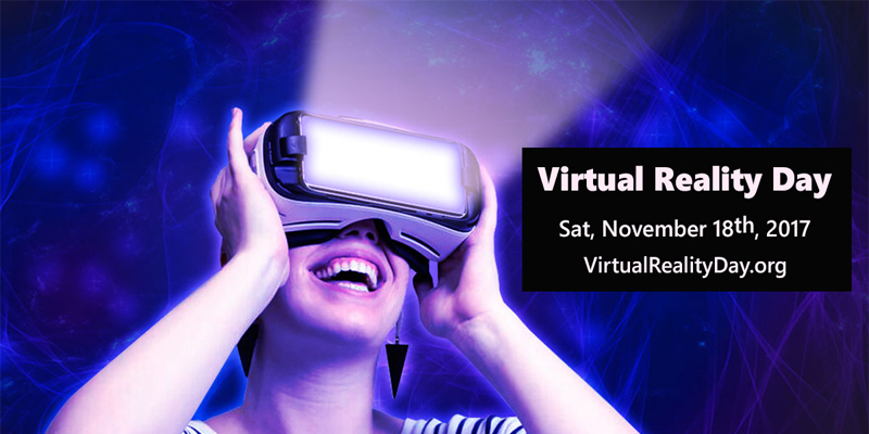 再过三天 VR人将迎来意义非凡的一天