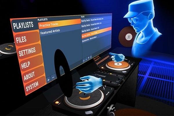 Oculus推出DJ应用Reality Decks 售价为19.99美元
